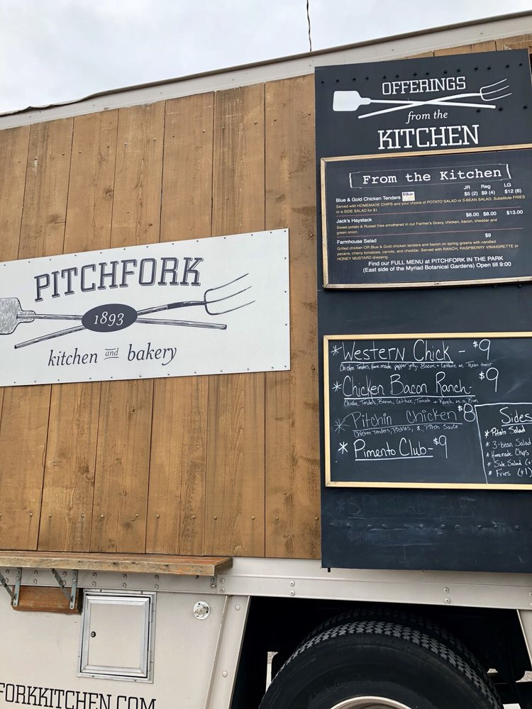 Pitchfork Kitchen & Bakery