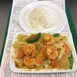 Photo Of Great Wok Chinese Restaurant Wendell Nc United States Curry Shrimp