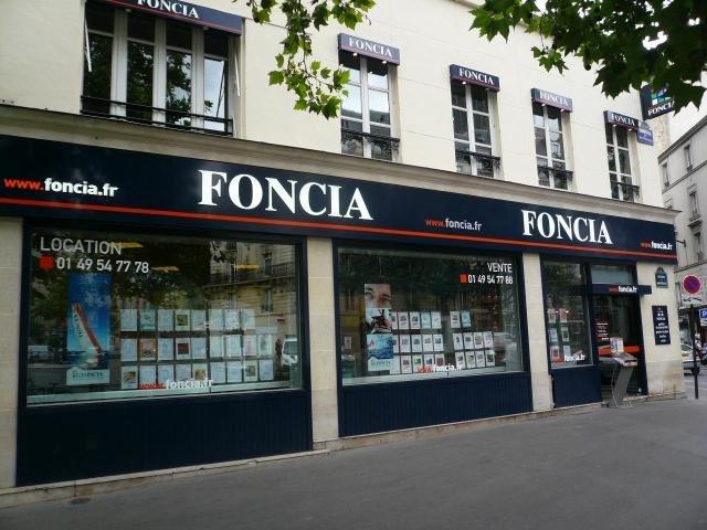 Foncia ejendomsm glere 27 boulevard du montparnasse for Agence immobiliere 3eme arrondissement paris