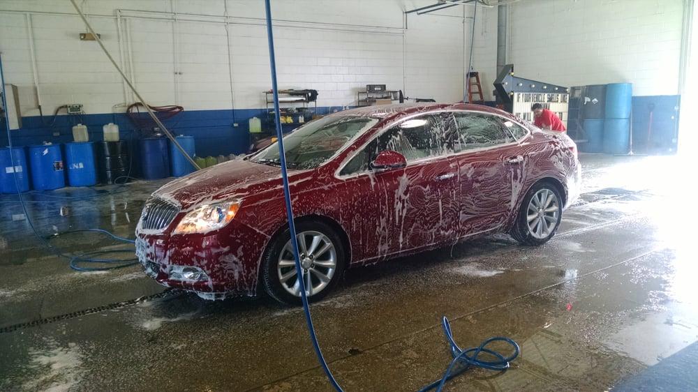 Hand Car Wash Bridgeview Il