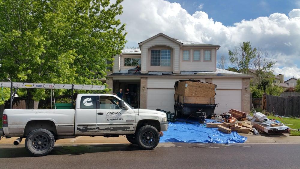 Roof Evolution: 5696 S Cedar St, Littleton, CO