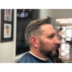 Photo Of Hacienda Barber Shop   San Jose, CA, United States. Haircut U0026. Alex  S.