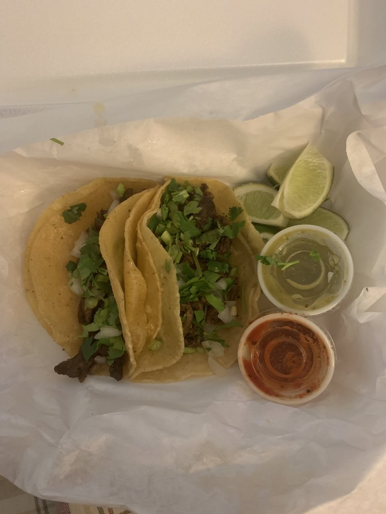 Taco Central: 1000 E Ennis Ave, Ennis, TX