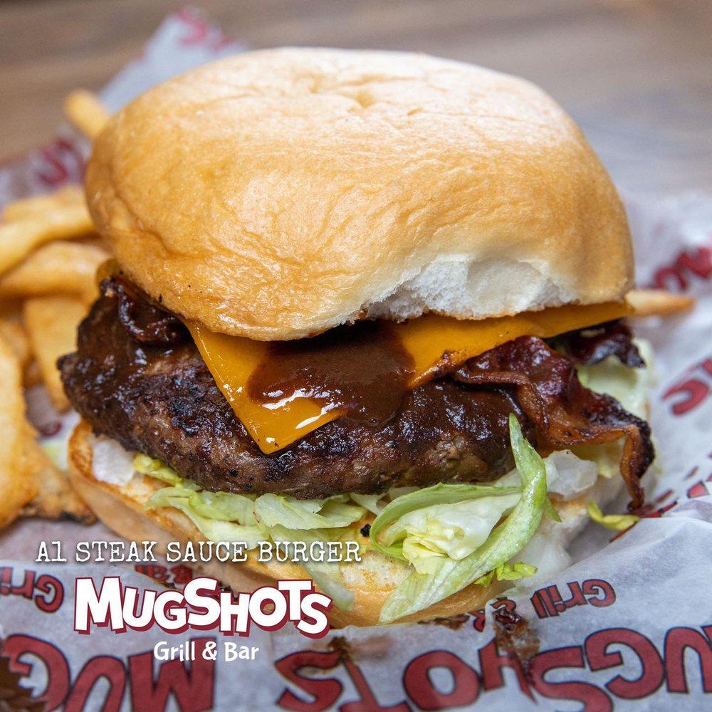 Mugshots Grill & Bar: 4955 US 90, Pace, FL