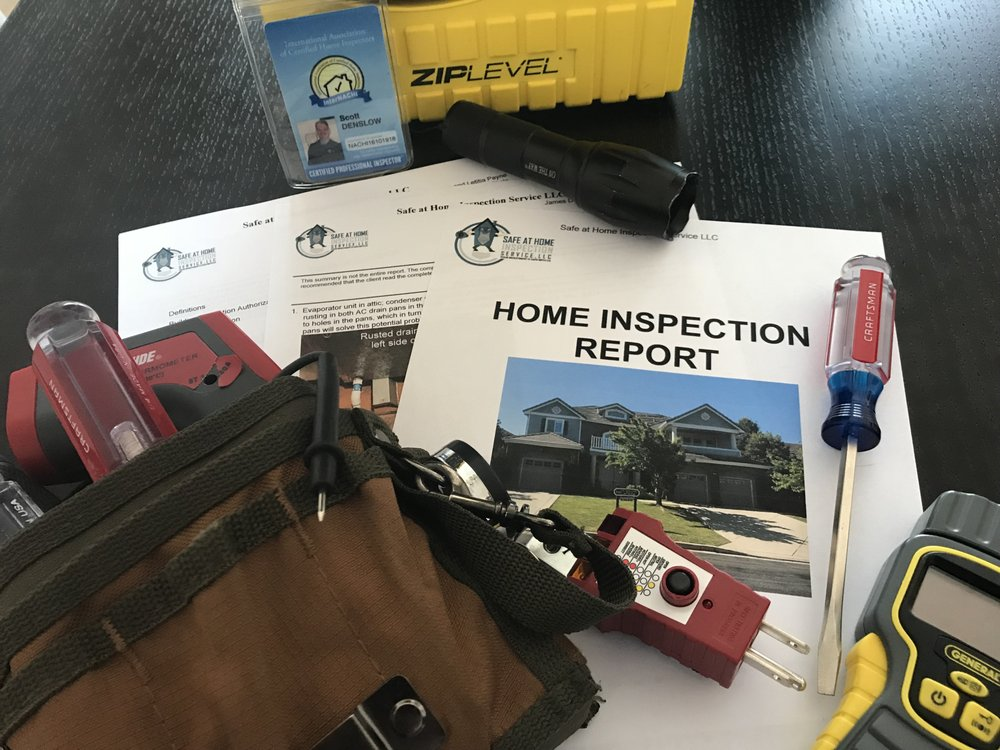Safe At Home Inspection Service