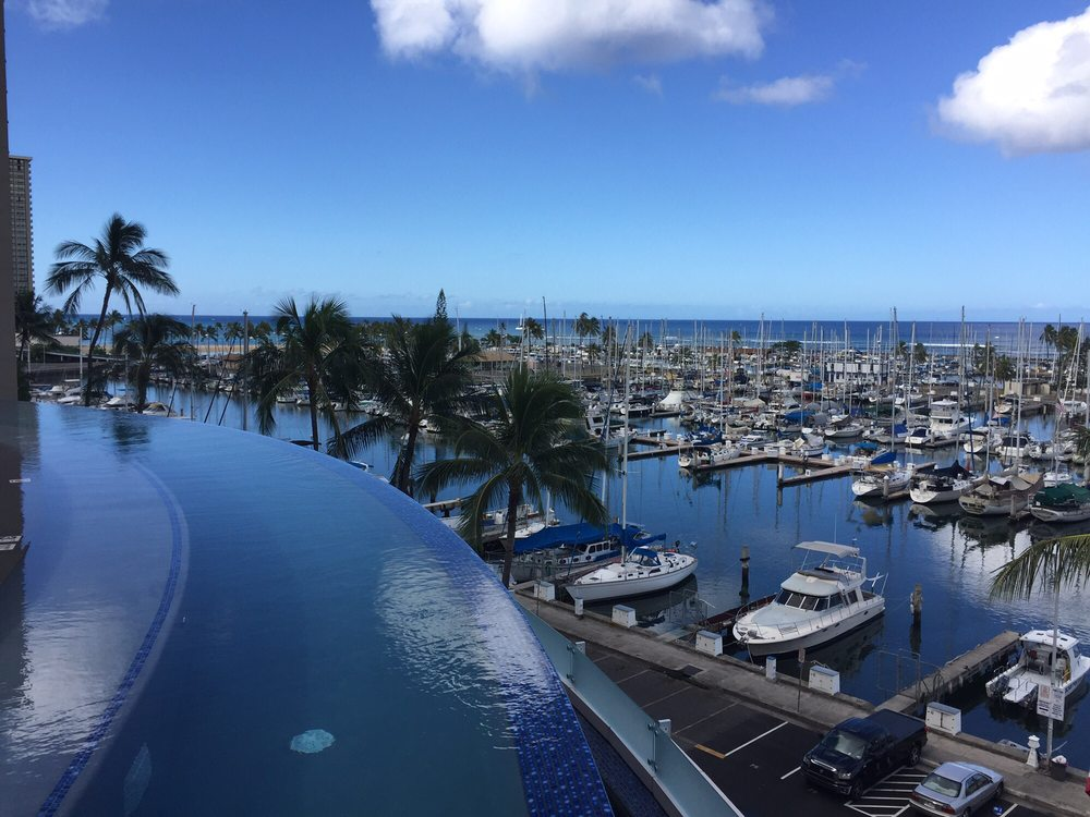 infinity pool united states. Photo Of Prince Waikiki - Honolulu, HI, United States. Beautiful Infinity Pool States I