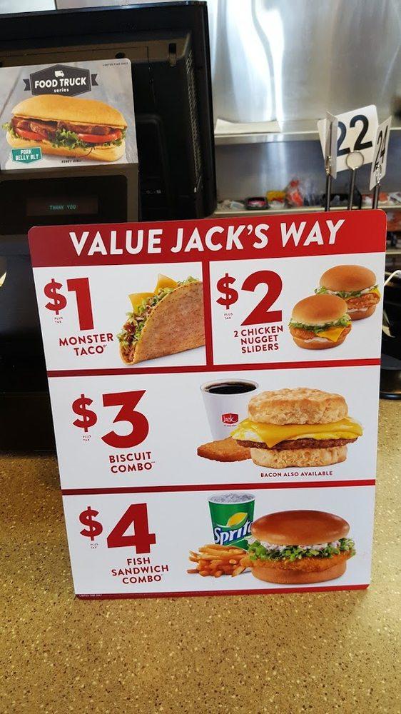 Value Jack S Way Specials Yelp