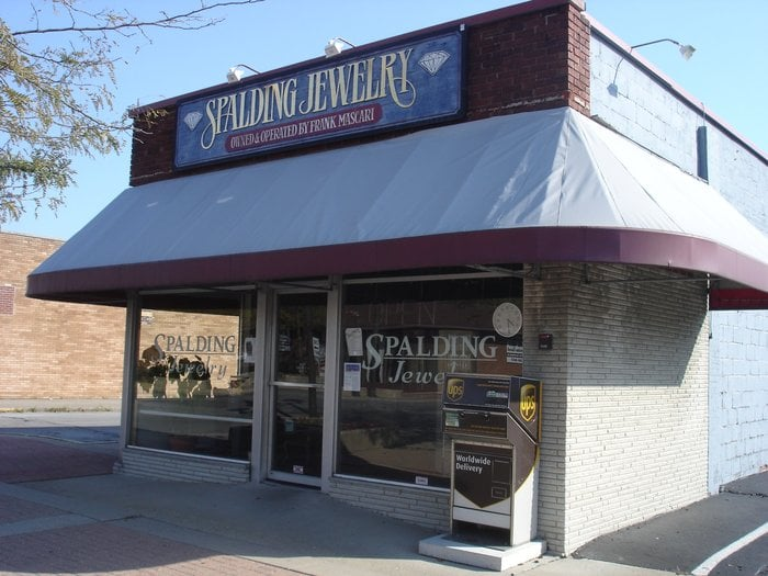 Spalding Jewelry: 701 Main St, Beech Grove, IN
