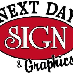Next Day Sign Amp Graphics Signmaking 10715 Indian Head