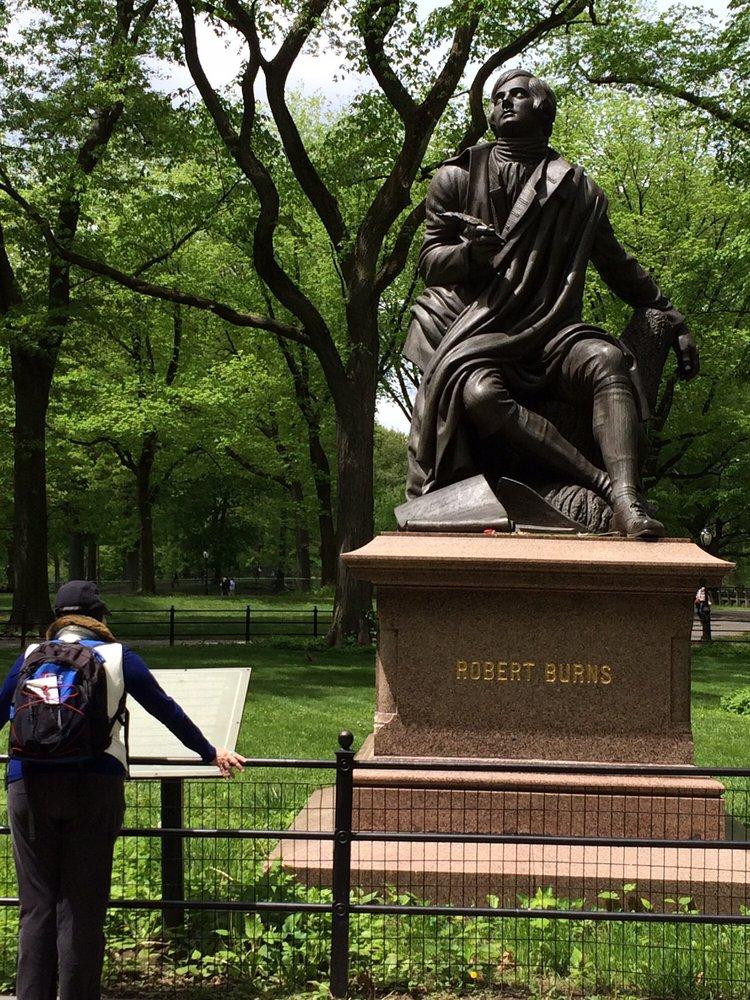 Literary Walk - Poet's Walk: 14 East 60th St, New York, NY