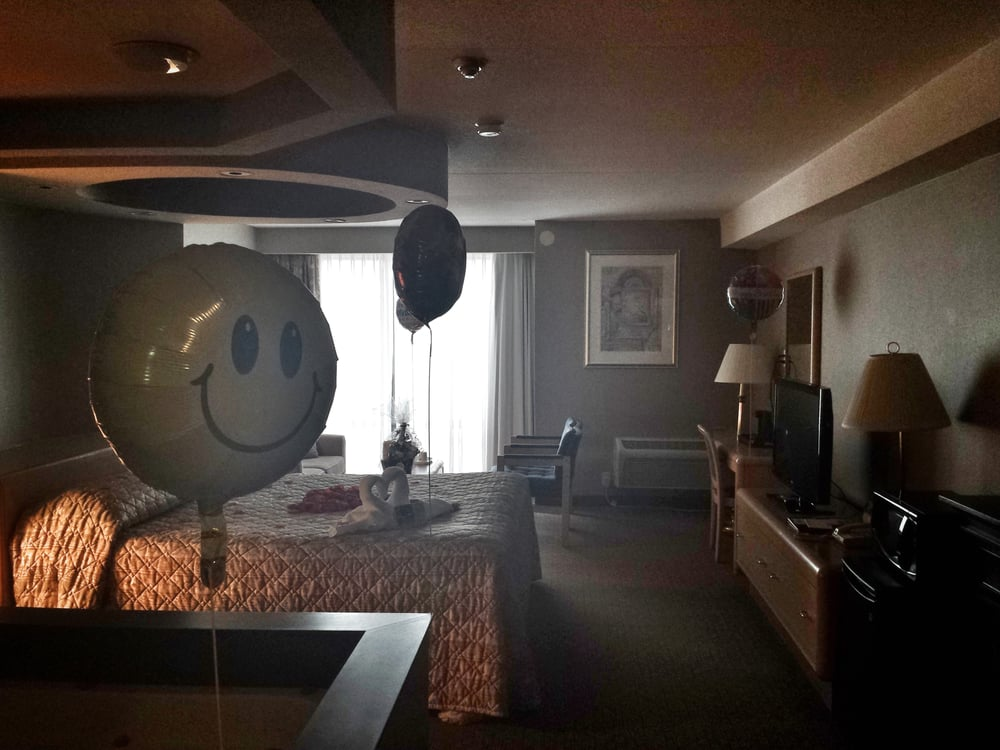 Birthday Surprise Setup Eith The Hotel Amazing Yelp