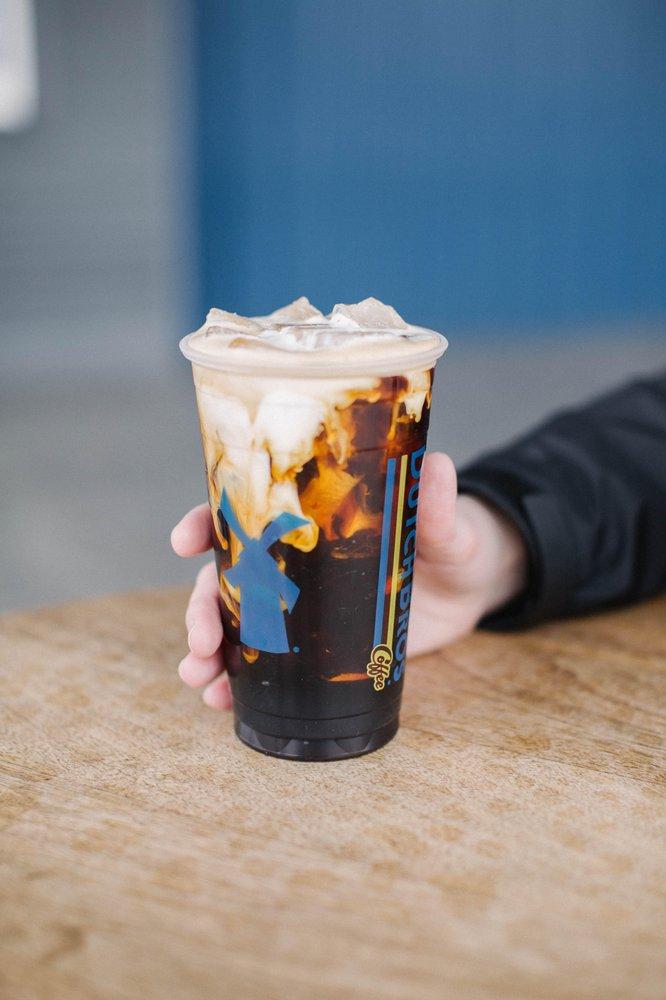 Dutch Bros Coffee: 8614 Potranco Rd, San Antonio, TX