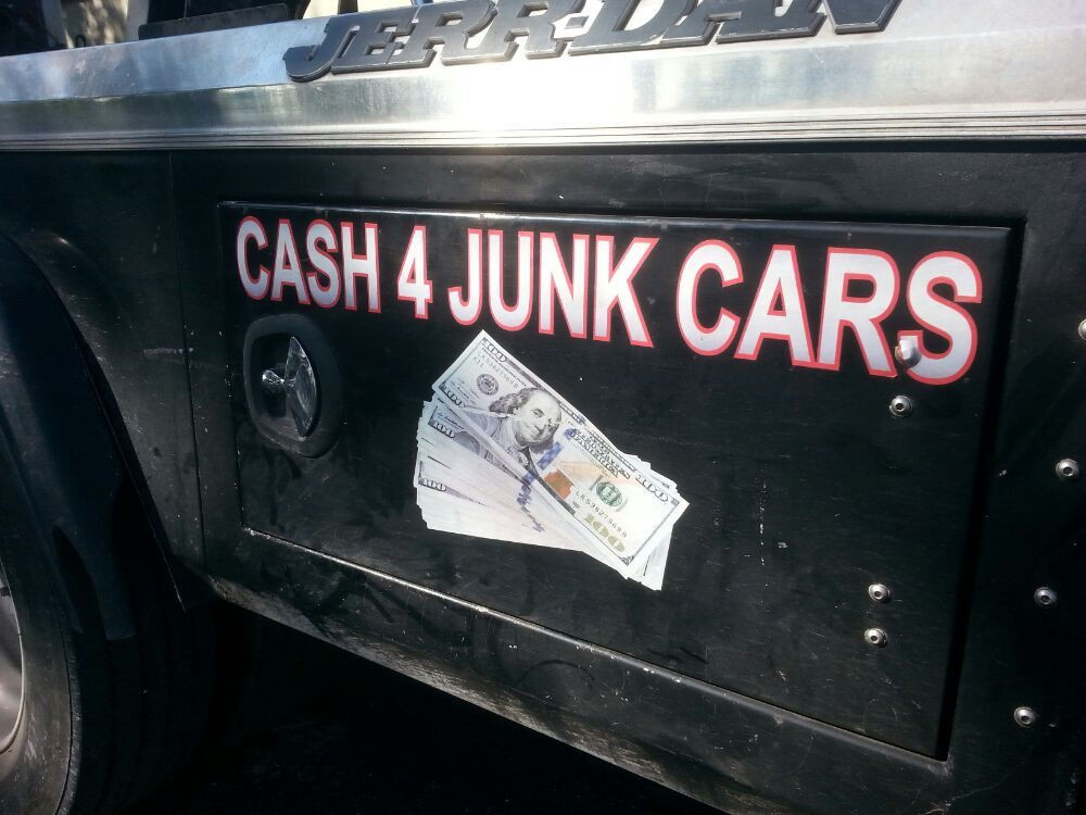 We Pay Ca$h for Junk Cars. Towing Services 24Hr. (786)444-5000 - Yelp