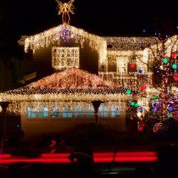 Photo Of Christmas Tree Lane San Carlos Ca United States 2016 Christmas