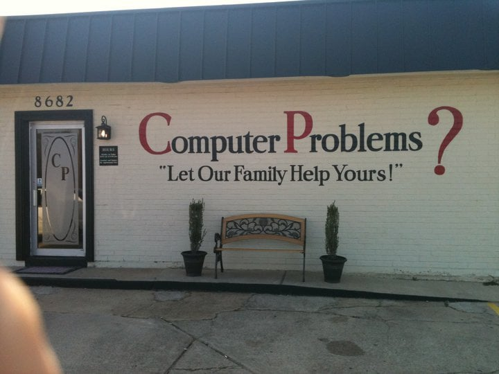 Computer Problems: 8682 Youree Dr, Shreveport, LA