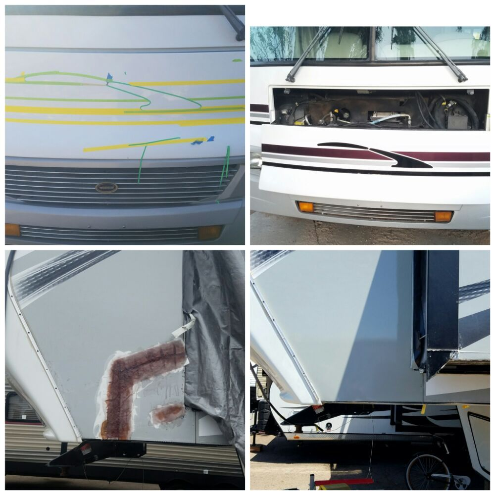 BSA Rv Paint Worx Body & Paint: 45225 Hwy 79, Aguanga, CA
