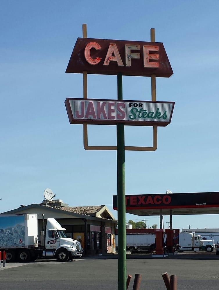 Jake S Cafe Ritzville
