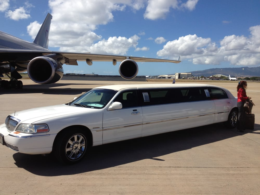 Hawaii Blue Sky Limousine