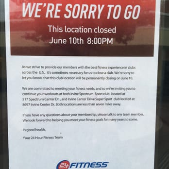 24 Hour Fitness Vallejo Ca Holiday Hours