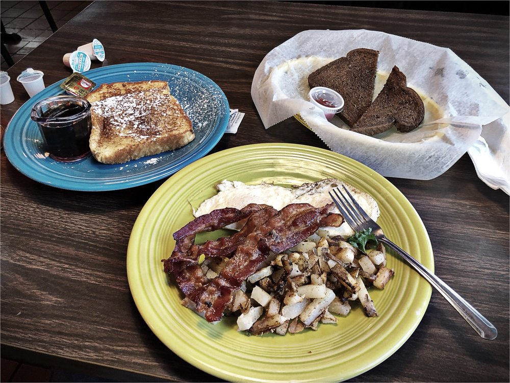 Food from The Coffee Cup Diner