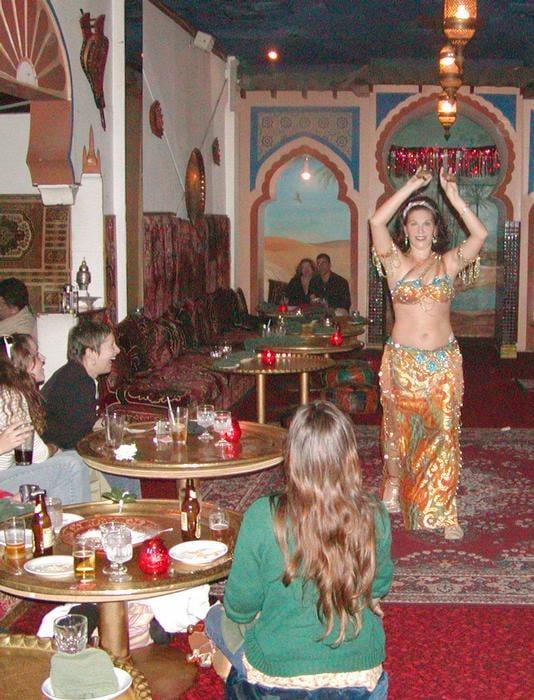 Dance show yelp for Aicha moroccan cuisine san francisco