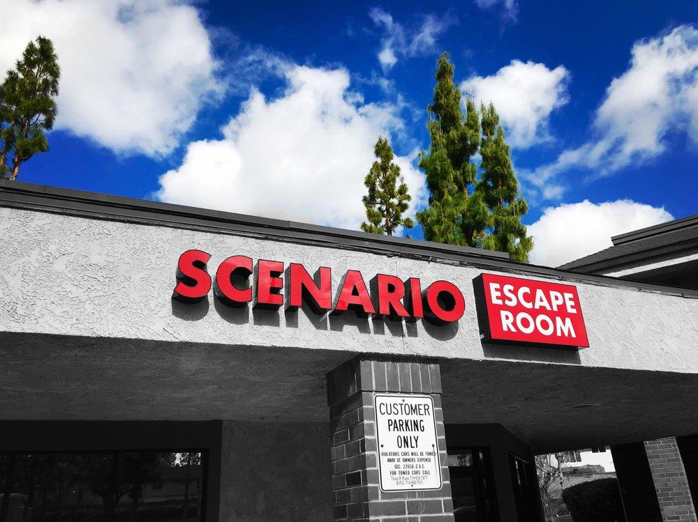 Scenario Escape Room: 131 S Kraemer Blvd, Brea, CA