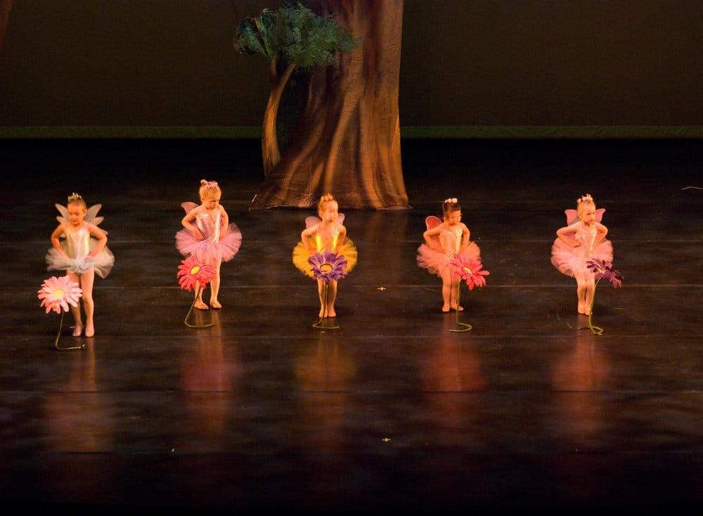 UNA Dance Theatre: Rast Ballet & Dance Studio, Chicago, IL