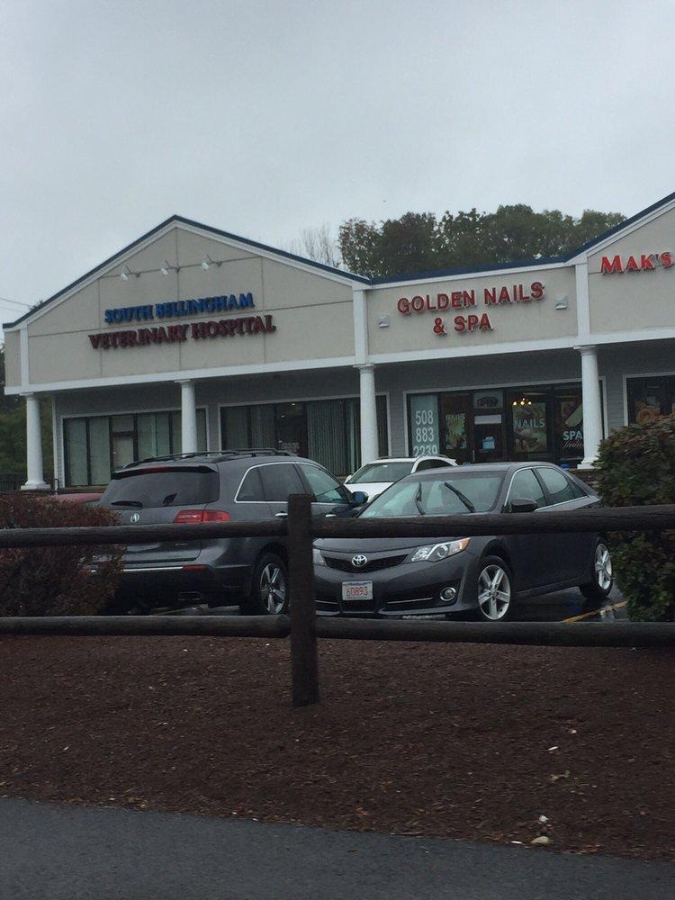 South Bellingham Veterinary Hospital: 435 Pulaski Blvd, Bellingham, MA