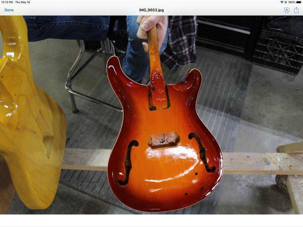 MJT Guitars: 863 E Central Ave, Carthage, MO