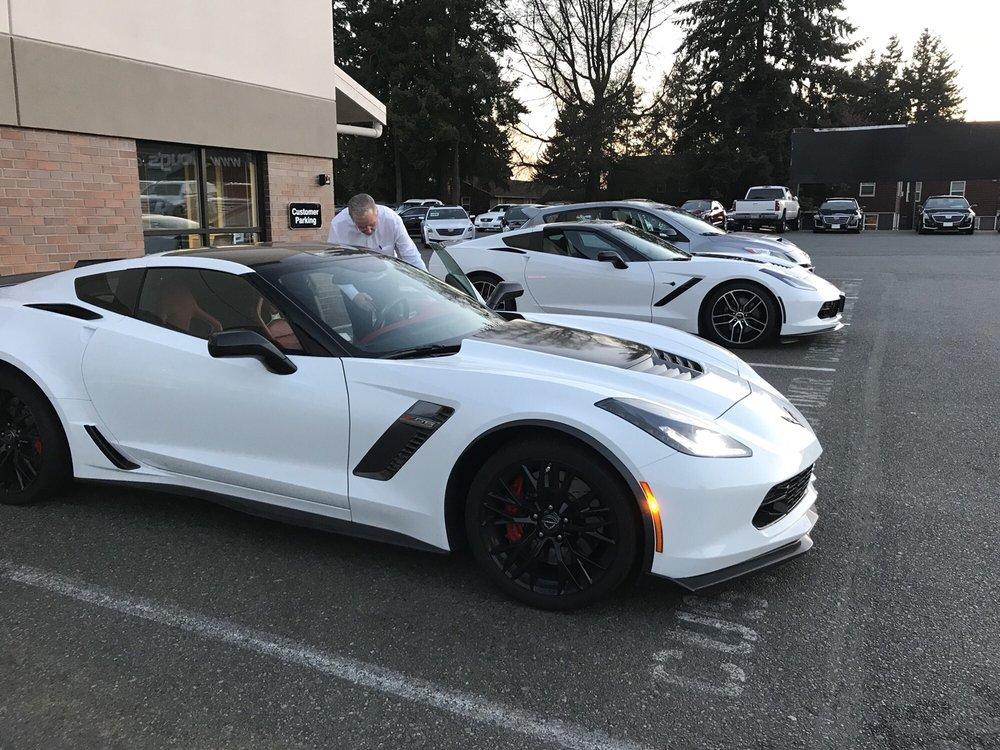Doug's Northwest Cadillac: 17545 Aurora Ave N, Shoreline, WA