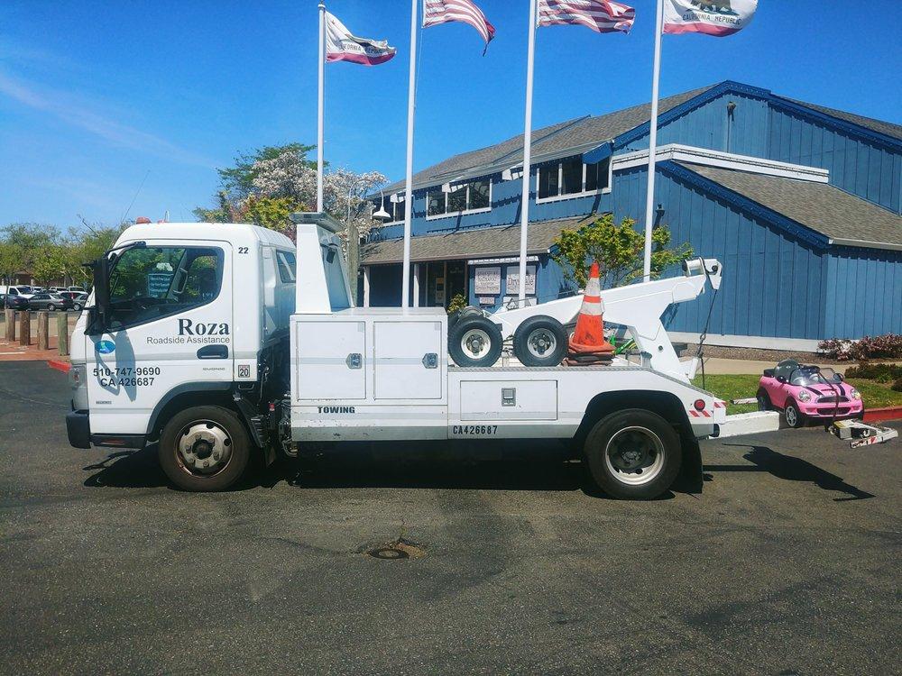 Towing business in Alameda, CA