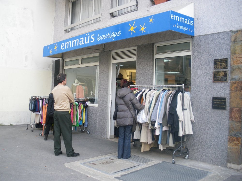 Emma S Ferm Friperies V Tements Vintage Et D P Ts
