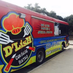 D Lish Curbside Food Truck
