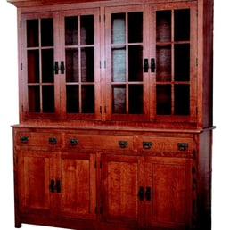 Photo Of Burress Amish Furniture   Elgin, IL, United States. Large Hutch  With