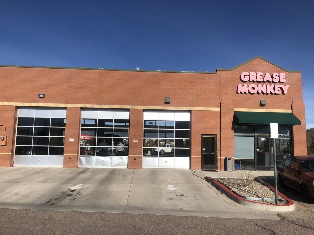 Grease Monkey - Colorado Springs
