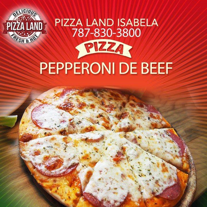 Pizza Land: Carretera 2 Km 112.7, Isabela, PR