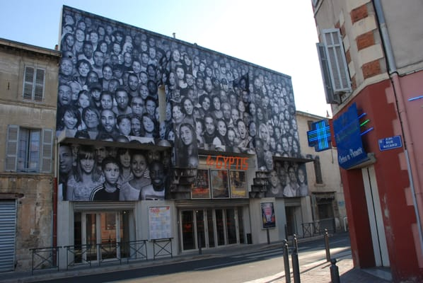 Cin ma gyptis cin ma 136 rue loubon marseille - Office du tourisme marseille telephone ...