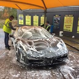 Roni Hand Car Wash