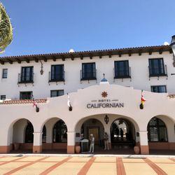 Photo Of The Hotel Californian Santa Barbara Ca United States
