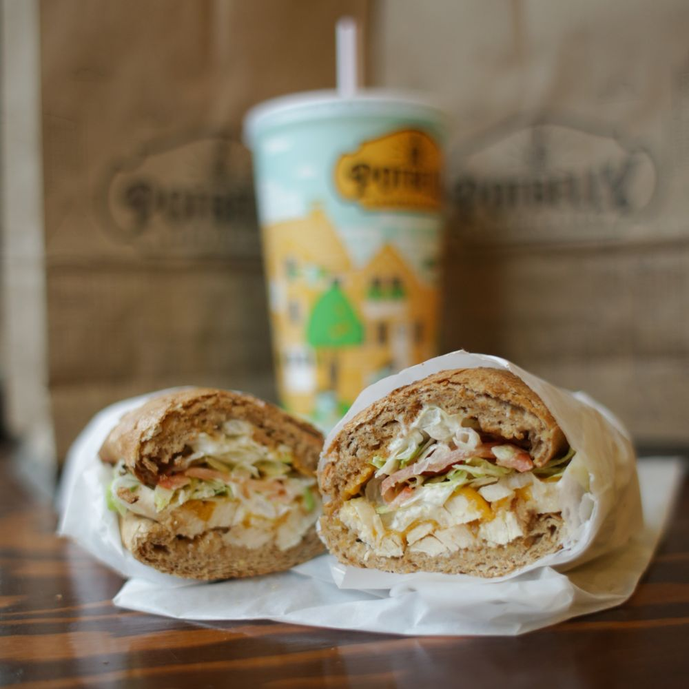 Potbelly Sandwich Shop: 7425 Dodge St, Omaha, NE