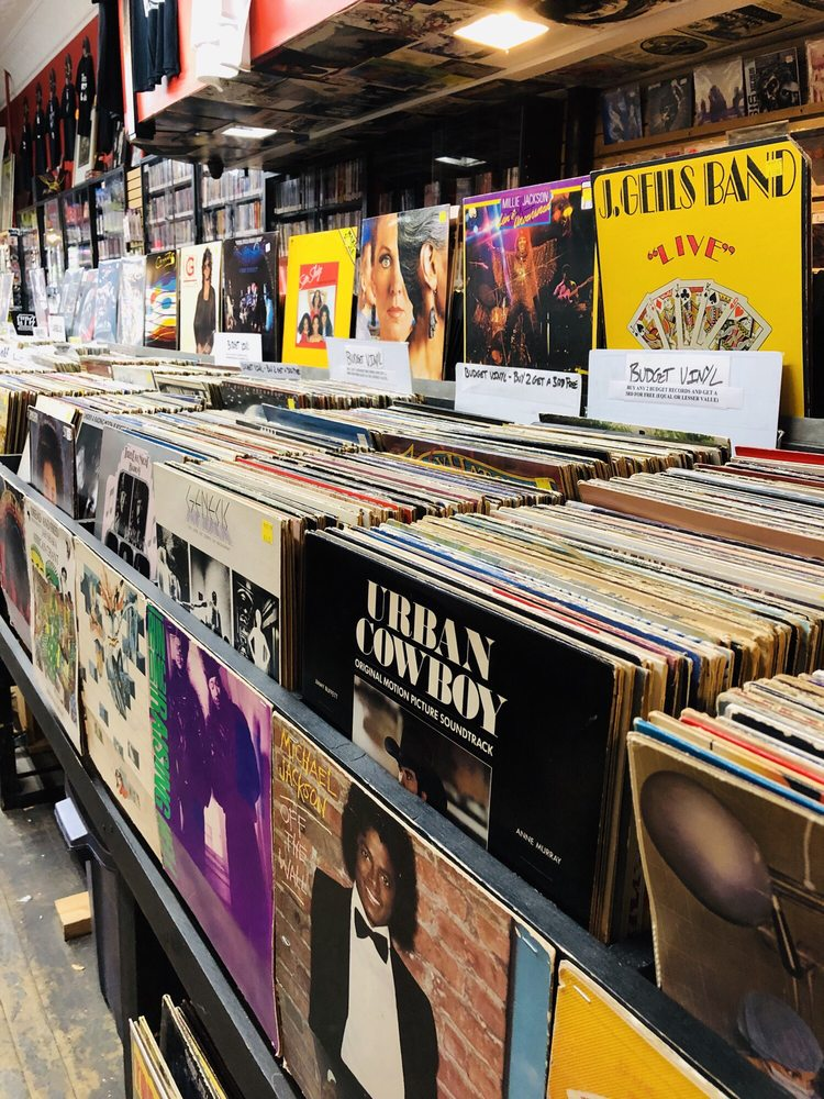 The Record Exchange
