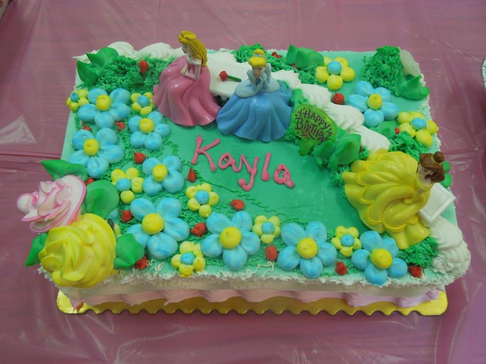 Princess Cake Bakery Los Angeles