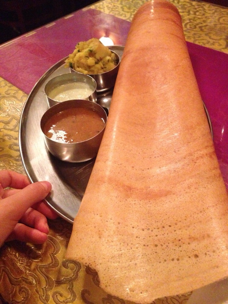 Masala dosa soooo good yelp for Tamarin cuisine