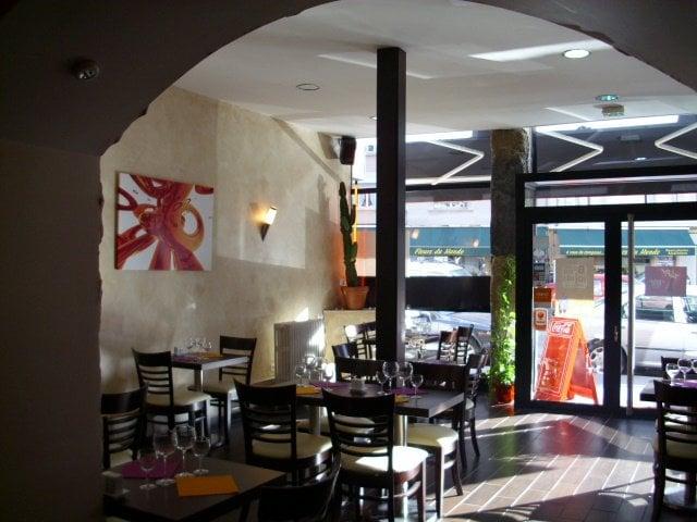 Restaurant Le Scuzi Lyon