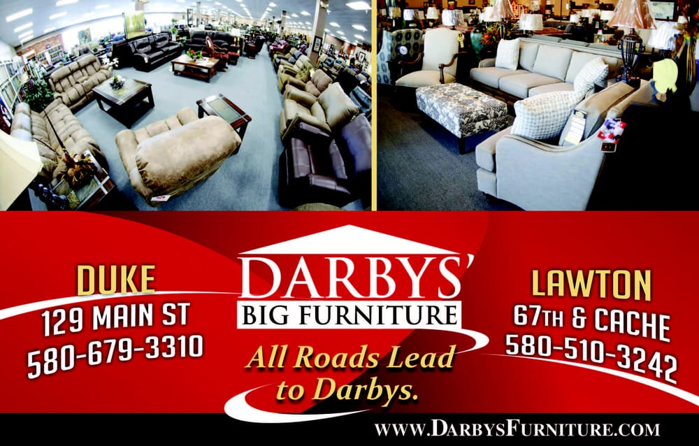 Darbyu0027s Big Furniture   31 Photos   Furniture Stores   6746 NW Cache Rd,  Lawton, OK   Phone Number   Yelp