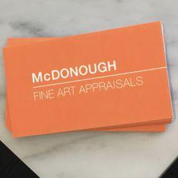 McDonough Fine Art Appraisals - Appraisal Services - Outer ...