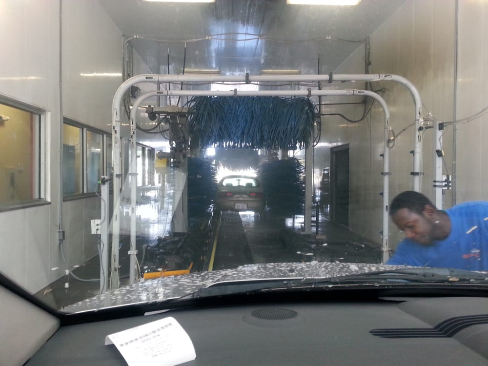 Touchless Laser Car Wash Near Me