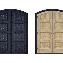 Photo of Royal Luxury Iron Doors - City of Industry CA United States.  sc 1 st  Yelp & Royal Luxury Iron Doors - 23 Photos - Door Sales/Installation - 3020 ...