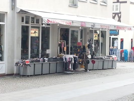 strumpf eck mode charlottenstr 12 spandau berlin. Black Bedroom Furniture Sets. Home Design Ideas