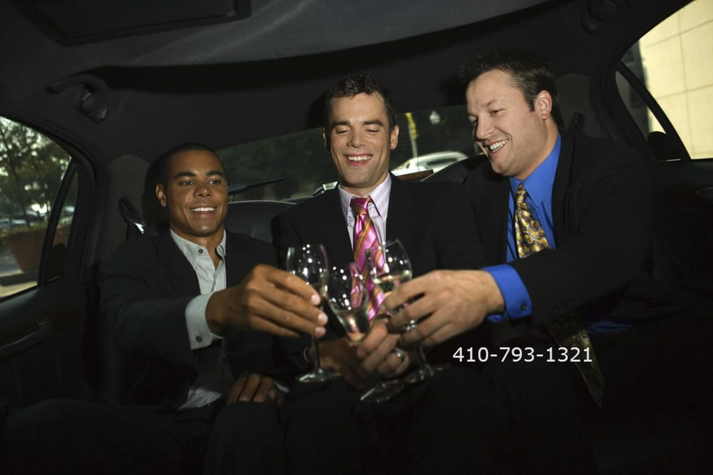 Annapolis Limo Service: 626C Admiral Dr, Annapolis, MD